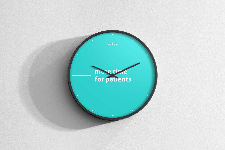 Haralago Clock