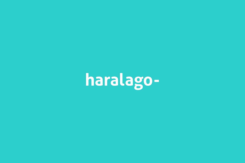 Haralago (3)