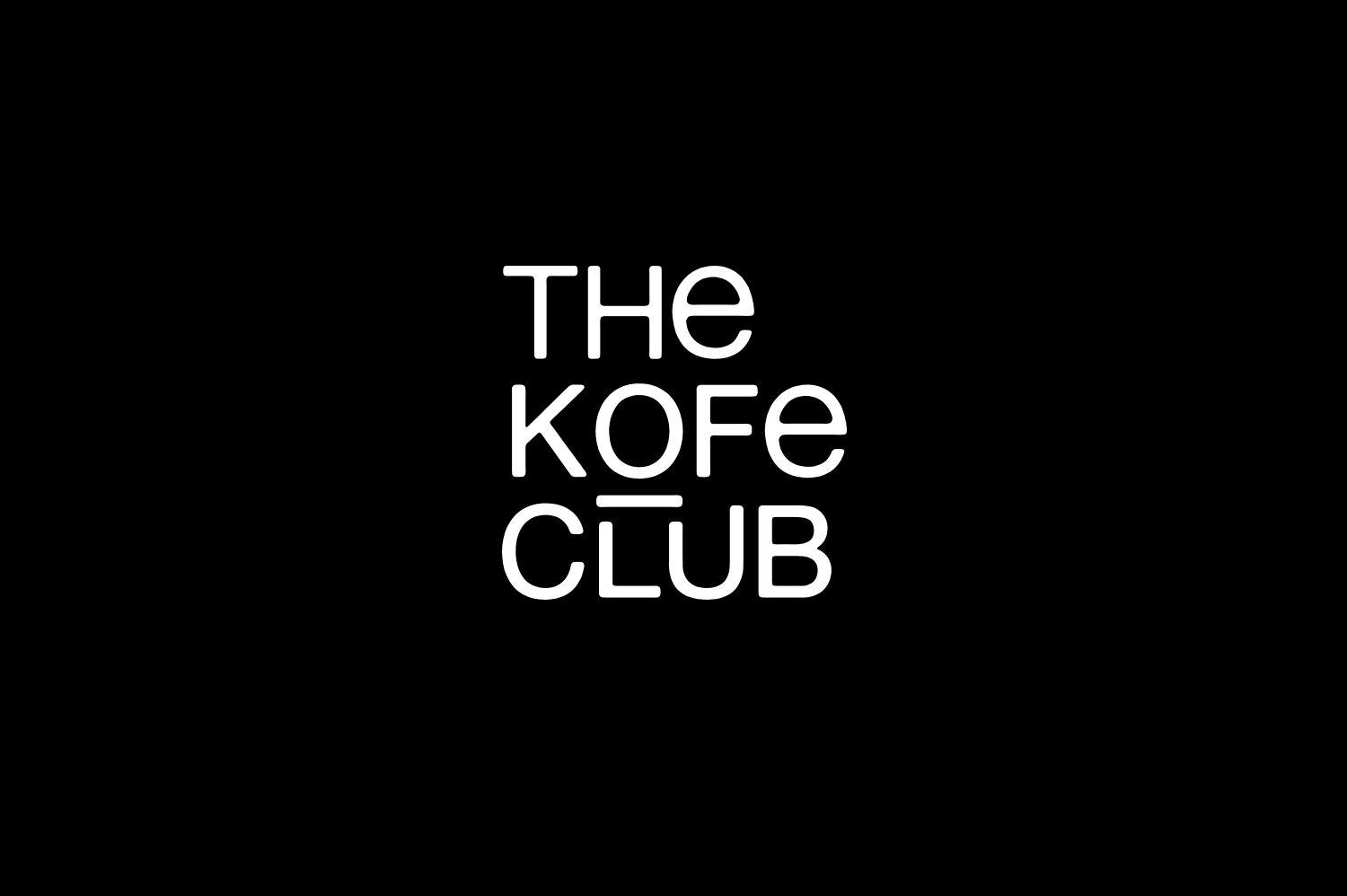 Kofe Club Logo