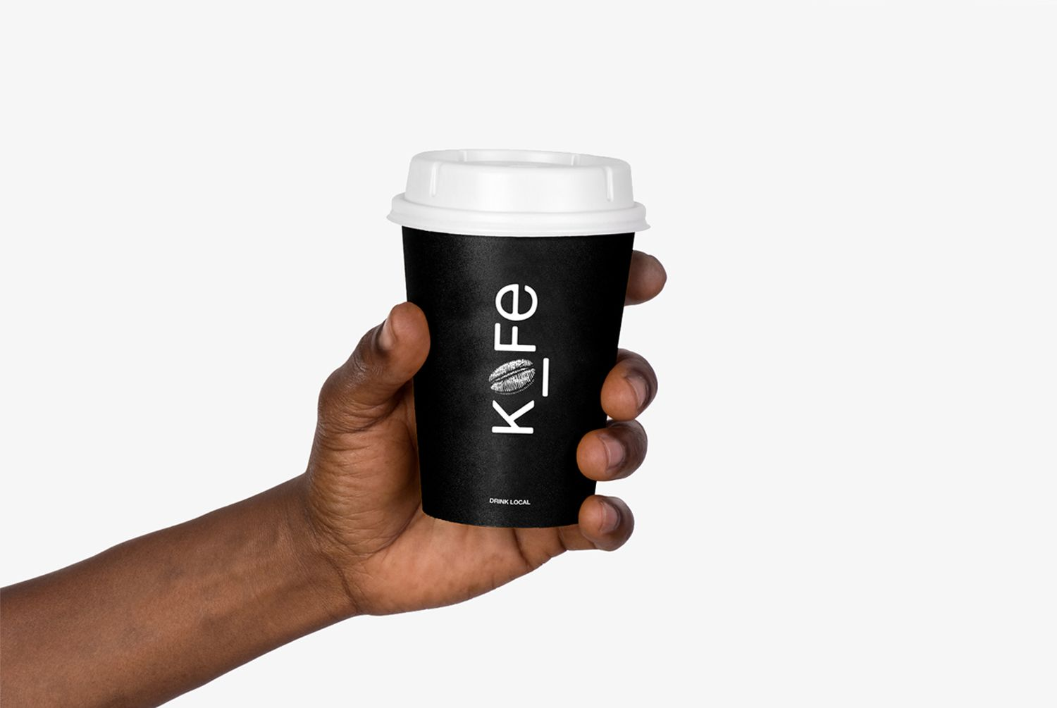 Kofe Club Coffee Cup